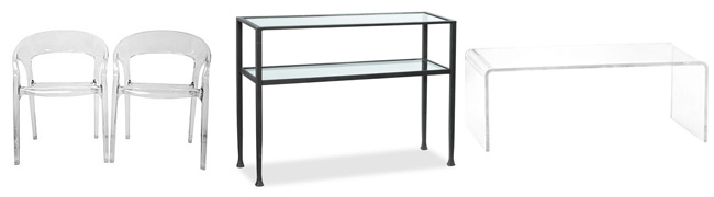 Brighten-A-Dark-Space-Lucite-Glass-Furniture-DiCorcia-Design