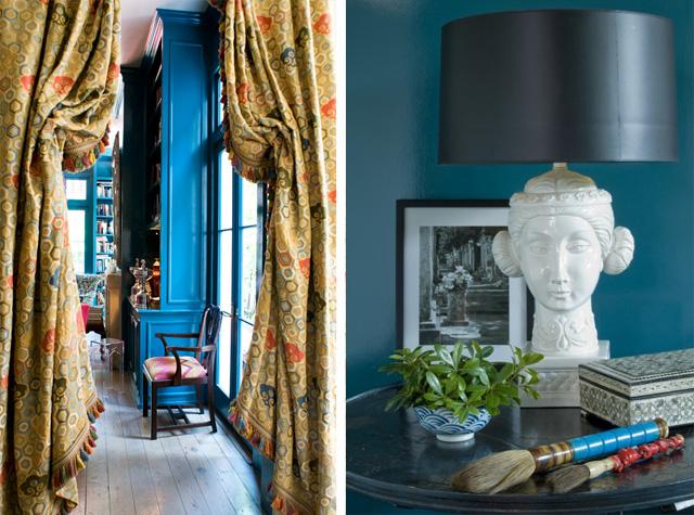 Melissa-Rufty-MMR-Interiors-Blue-Living-Room-Malachite-New-Orleans-via-DiCorcia-Interior-Design