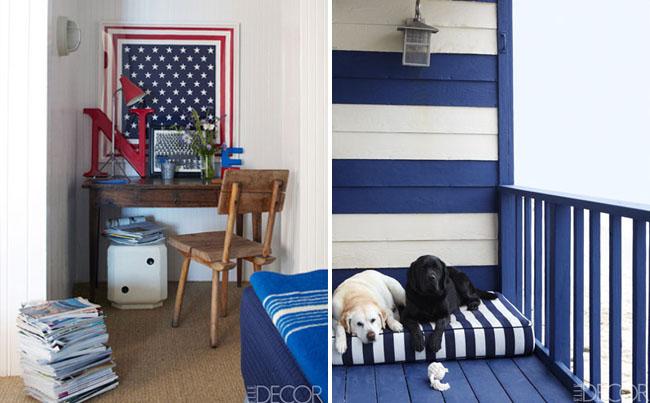 American Beach House Interior Design