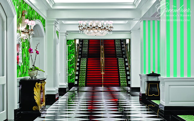 Greenbrier-Hotel-Casino-Martinique-Wallpaper-DiCorcia-Interior-Design-NY-and-NJ