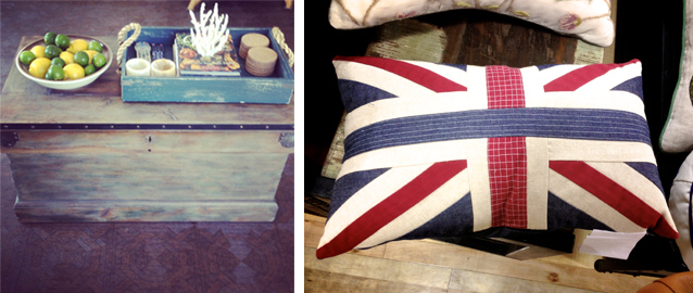 Homegoods-Beach-House-Tray-Union-Jack-Pillow-DiCorcia-Interior-Design