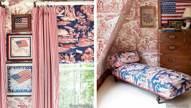 John-Knott-and-John-Fondas-Maine-Summer-House-Master-Bedroom-Details-Roman-Shades-DiCorcia-Interior-Design