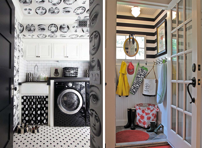 Laundry-Rooms-Fornasetti-Wallpaper-Liz-Caan-via-DiCorcia-Interior-Design-NY-NJ