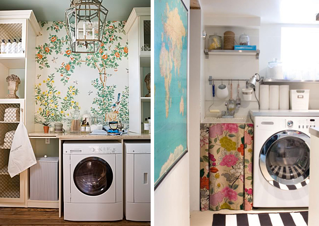 Laundry-Rooms-Gracie-Wallpaper-via-DiCorcia-Interior-Design-NY-NJ