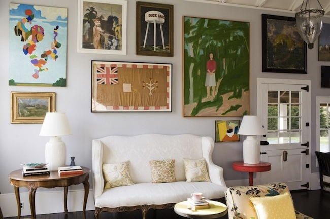 Gallery-Wall-via-DiCorcia-Interior-Design-NY-NJ