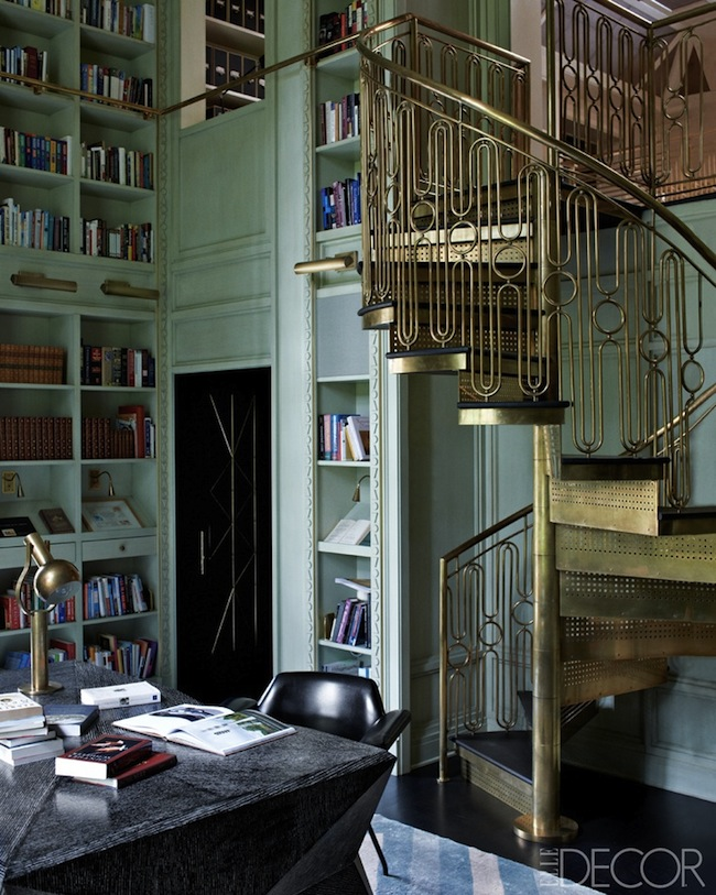 Brass-Staircase-via-DiCorcia-Interior-Design
