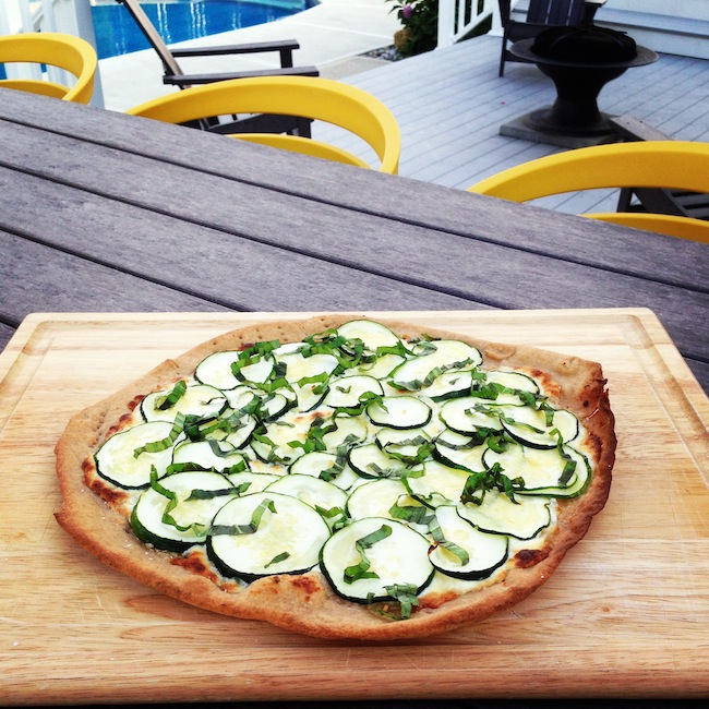 Zucchini-and-White-Three-Cheese-Pizza-via-DiCorcia-Interior-Design-NY-NJ