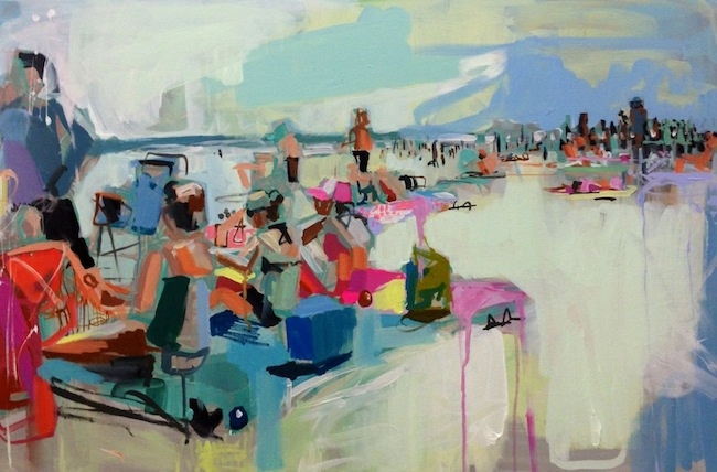 Teil-Duncan-Tenth-At-Folly-Beach-Print-via-DiCorcia-Interior-Design