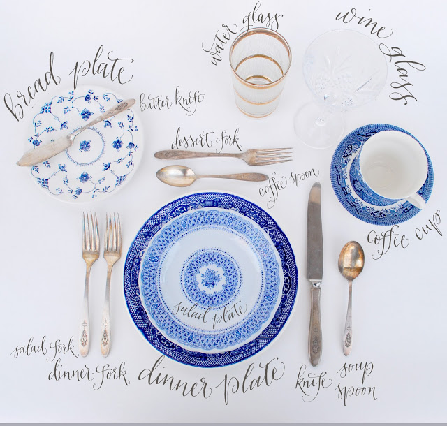Vintage-Blue-and-White-Mix-and-Match-Table-Setting-via-DiCorcia-Interior-Design