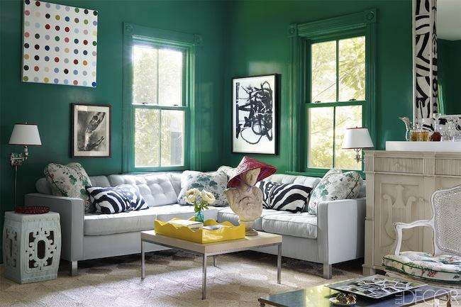 Erika-Bearman's-Southampton-home-designed-by-Miles-Redd-via-DiCorcia-Interior-Design-NY-NJ