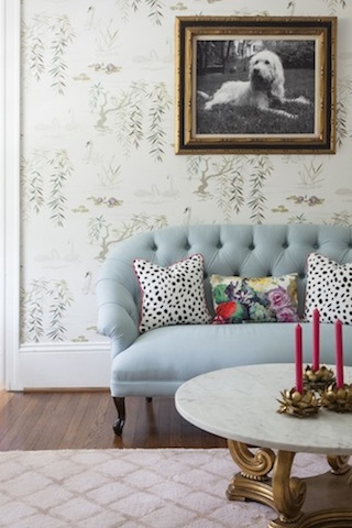Dressing-Room-by-Design-Manifest-Nina-Campbell-Swan-Lake-Wallpaper-via-DiCorcia-Interior-Design-NY-NJ