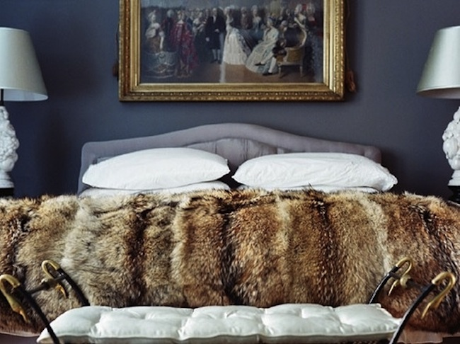 Faux-Fur-Throw-Bedroom-via-DiCorcia-Interior-Design-NY-NJ