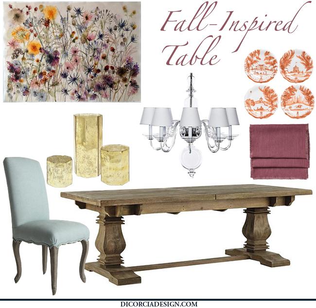 Fall-Inspired-Table-DiCorcia-Interior-Design-NY-NJ