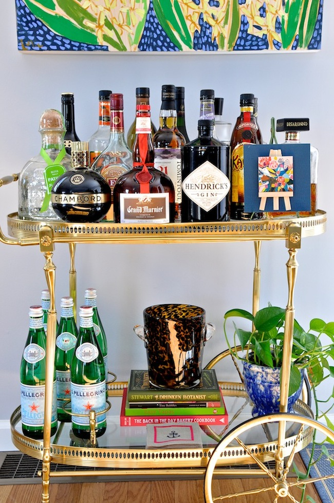 Lulie-Wallace-Brithday-Card-Bar-Cart-DiCorcia-Interior-Design-NY-NJ 3