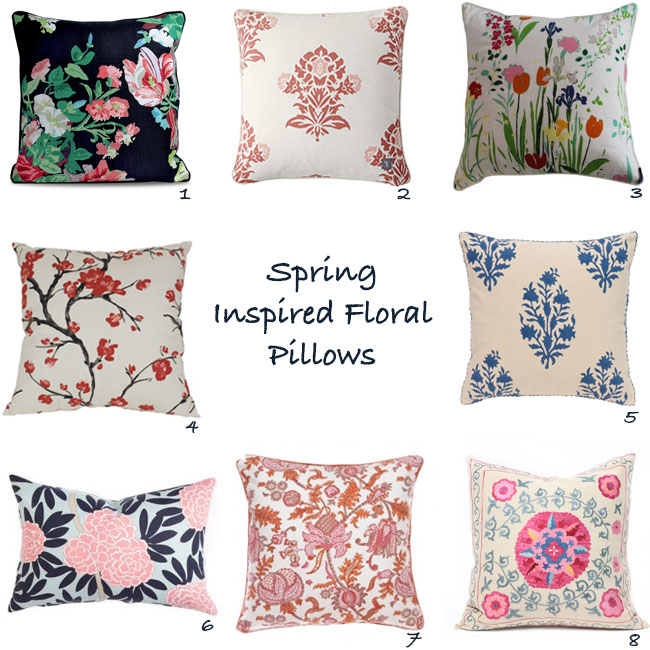Spring-Inspired-Floral-Pillows-DiCorcia-Interior-Design-NY-NJ