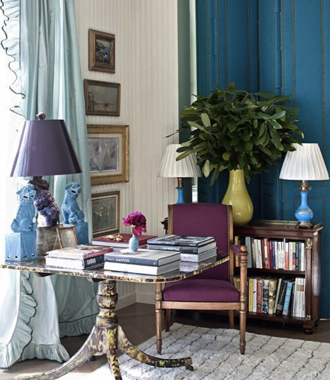 Decorating-with-Greens-via-DiCorcia-Interior-Design-NY-NJ