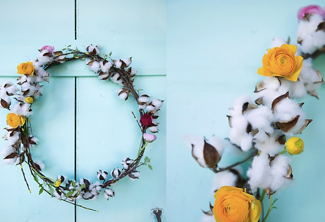 Cotton-Wreath-DIY-via-DiCorcia-Interior-Design-NY-NJ