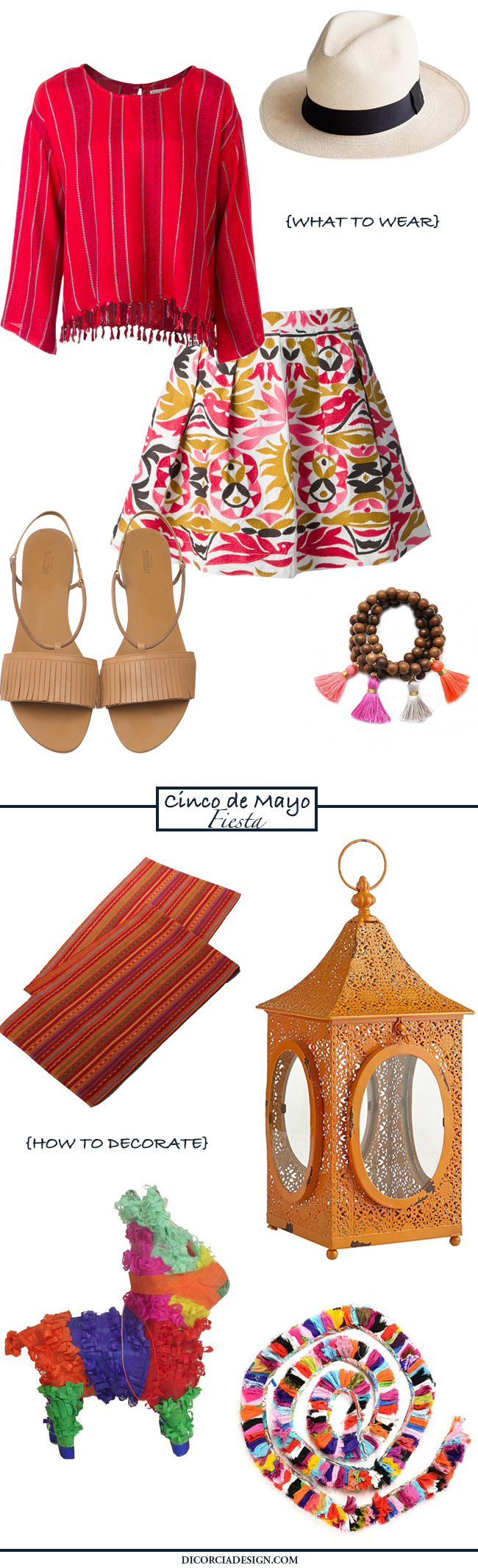 Cinco-de-Mayo-Party-Outfit-and-Table-Setting-DiCorcia-Interior-Design