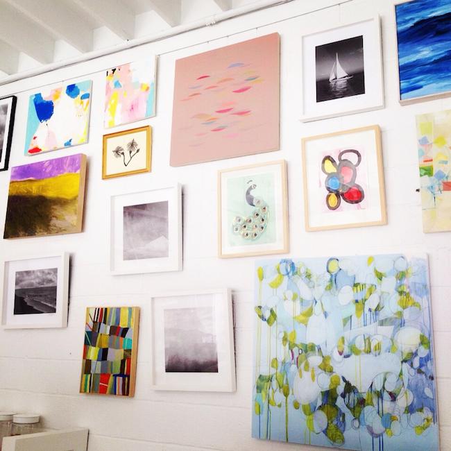 Serena-&-Lily-Beach-Market-Hamptons-Store-Gallery-Wall-DiCorcia-Interior-Design-NY-NJ