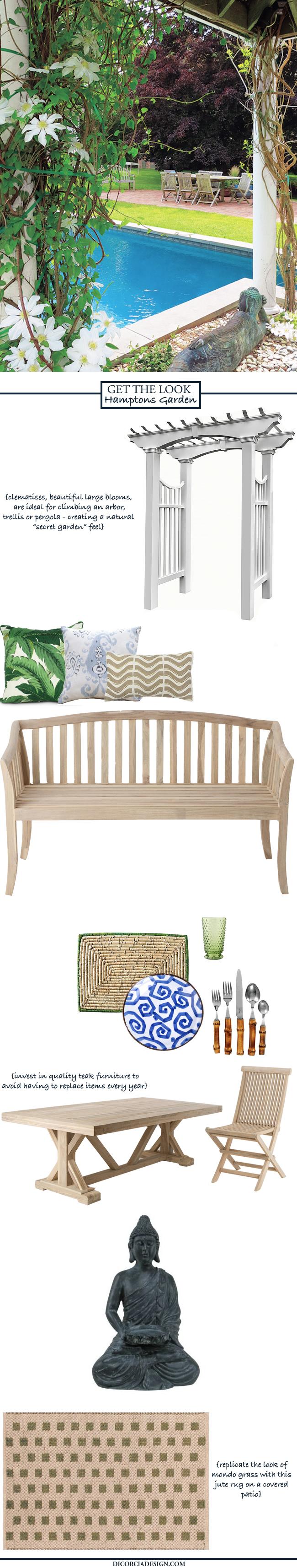 Get-The-Look-Hamptons-Garden-via-DiCorcia-Interior-Design