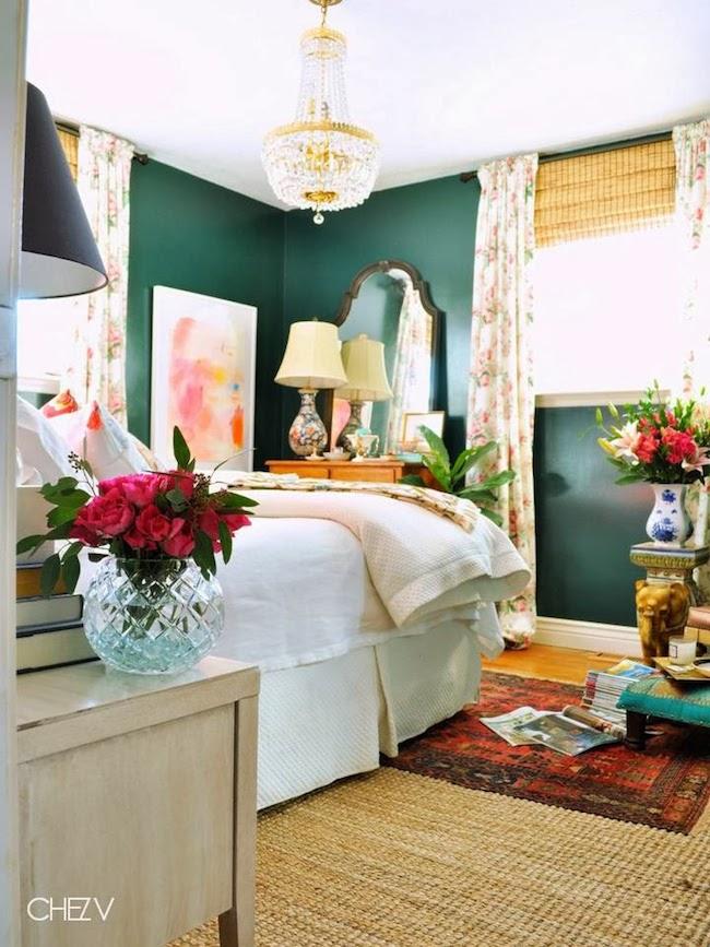 Chez-V-Bedroom-Chintz-Curtains-via-DiCorcia-Interior-Design-NY-NJ