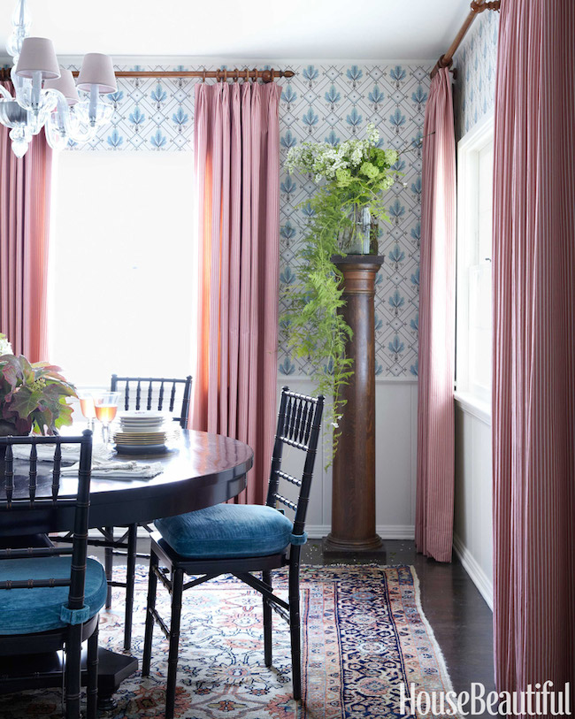 Dining-Room-Shingle-Style-Cottage-Los-Angelos-via-DiCorcia-Interior-Design-NY-NJ