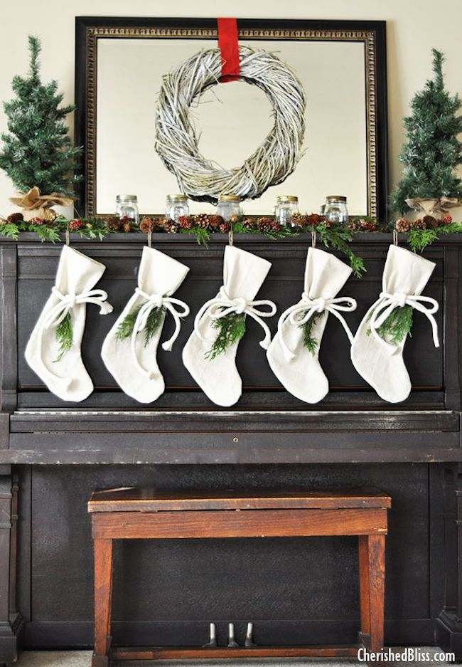 No-Fireplace-Christmas-Stocking-Ideas-Solutions-Piano-DiCorcia-Interior-Design-NY-NJ