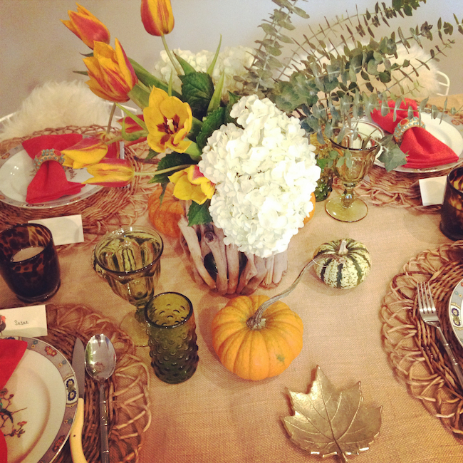 Thanksgiving-Table-Flowers-DiCorcia-Interior-Design-NY-NJ