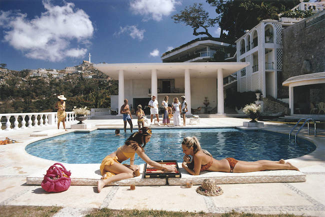 Slim-Aarons-Poolside-Backgammon-Set-via-DiCorcia-Interior-Design-NY-NJ
